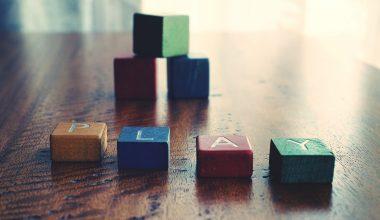 O zabawkach dla dzieci słów kilka