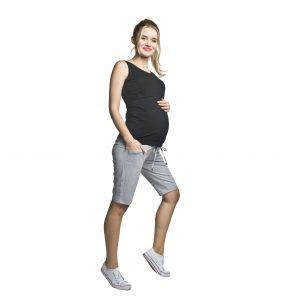 bluzka ciążowa do karmienia auril torelle czarna