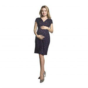 sukienka ciążowa do karmienia blufi
