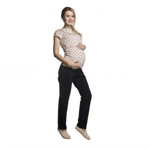 bluzka ciążowa i do karmienia gaja torelle róż