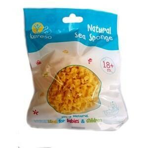 naturalna gąbka morska dla dzieci kereso