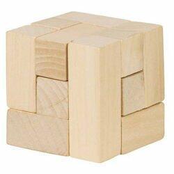 drewniana układanka logiczna goki