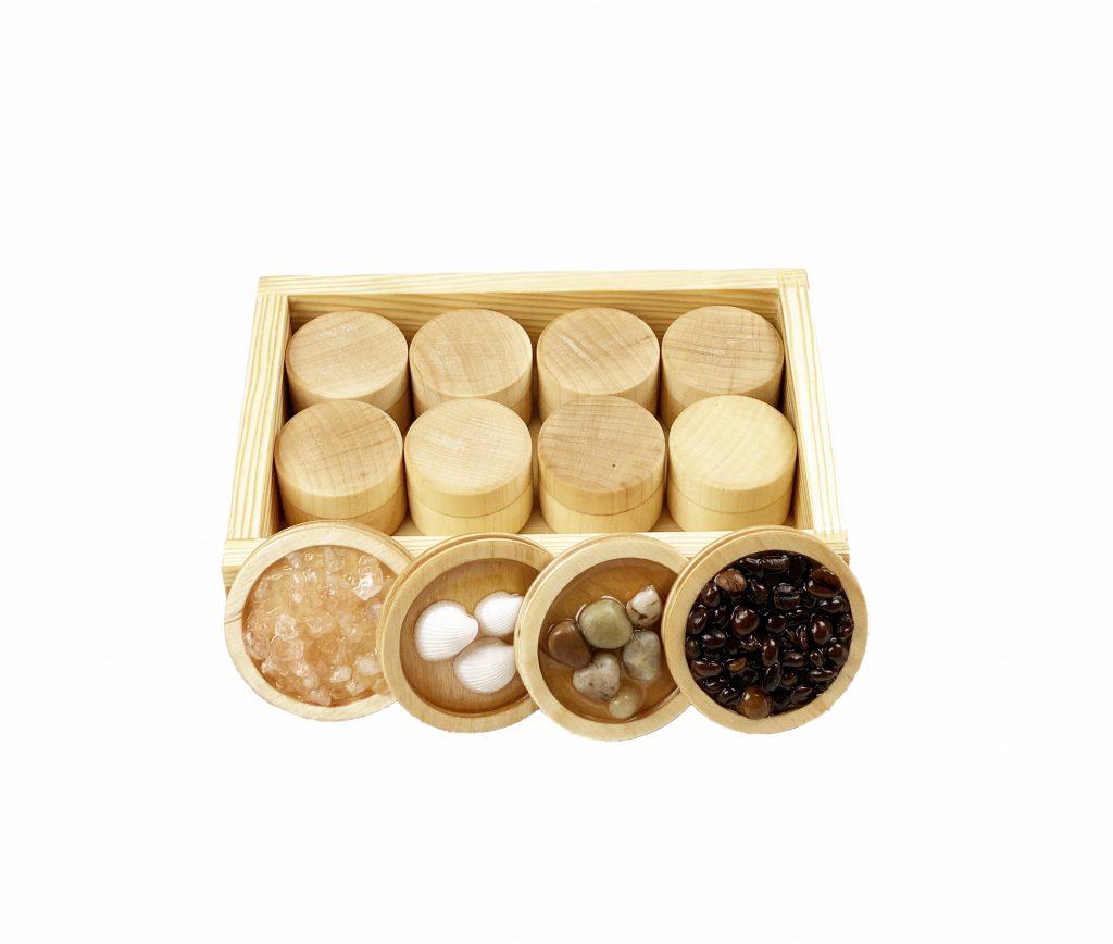 pudełko dźwiękowe sensoryczne