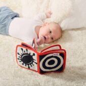 kontrastowa książeczka babysenses