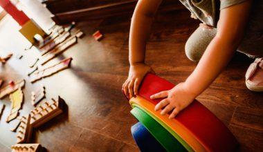Najlepsze zabawki do ćwiczeń integracji sensorycznej (SI)