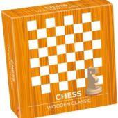 szachy drewniane tactic